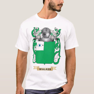 Walker Scottish Family Crest (Coat of Arms) T-Shirt