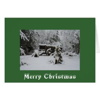 Walker's Christmas Card