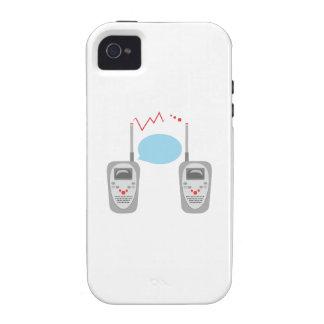 Walkie Talkies Case-Mate iPhone 4 Cover