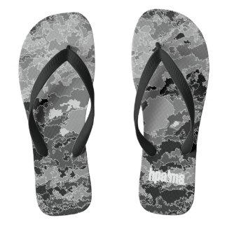 WALKIN ON SUNSHINE FLIP FLOPS
