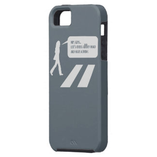 Walking Abbey Road Custom ED. Case For The iPhone 5