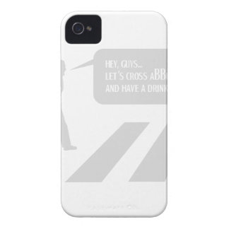 Walking Abbey Road Custom ED. Case-Mate iPhone 4 Cases
