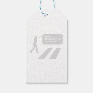 Walking Abbey Road Custom ED. Gift Tags