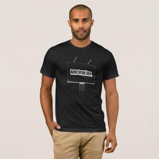 Walking Advertising T-Shirt