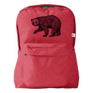 Walking Bear Backpack