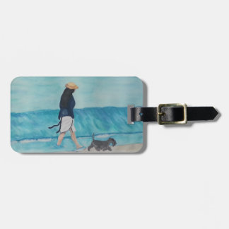 Walking Buddies Luggage Tag