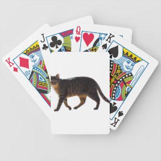 Walking Cat 201711j Bicycle Playing Cards
