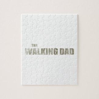 Walking Dad Jigsaw Puzzle