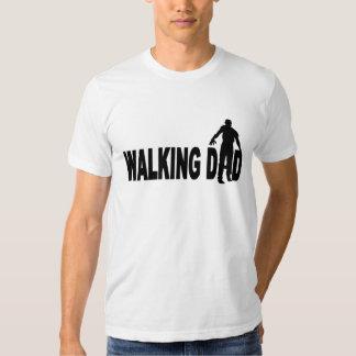 Walking Dad (zombie) Tee Shirt