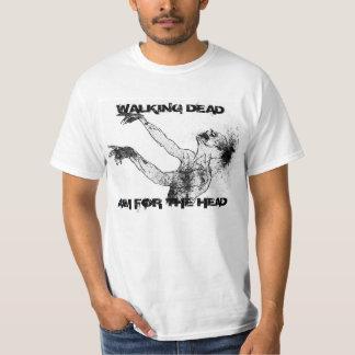 Walking Dead, Aim for the Head T-Shirt