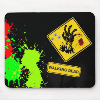 Walking Dead Mouse Pad