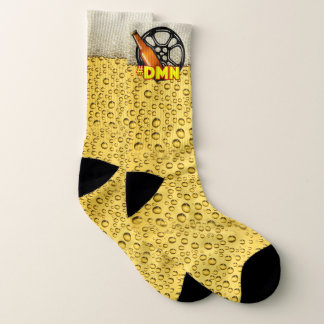 Walking Drunk - DMN Beer Socks 1
