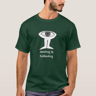 walking eye T-Shirt