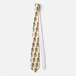 Walking Jaguar Eyes Tie