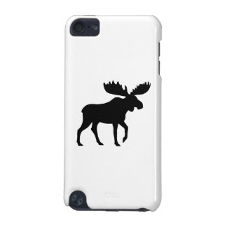 Walking Moose Silhouette iPod Touch 5G Case