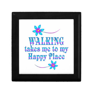 Walking My Happy Place Gift Box