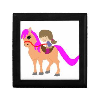 Walking on my pony gift box