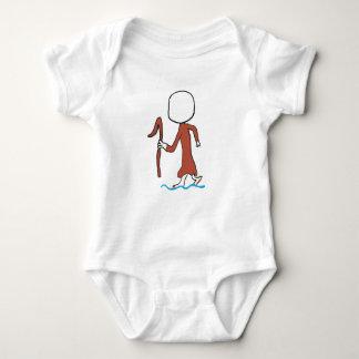 Walking on Water Baby Bodysuit