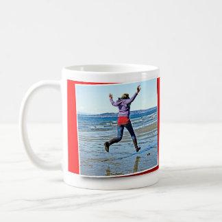 Walking on Water Coffee Mug