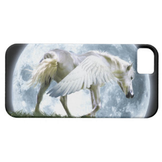 Walking Pegasus & Full Moon Fantasy Art Case