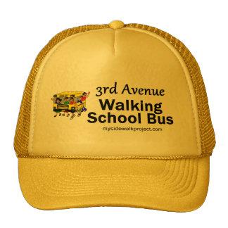 Walking School Bus Hat
