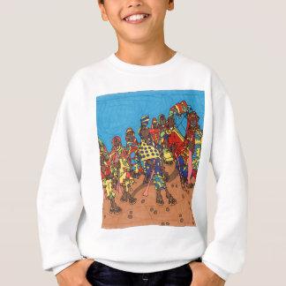 Walking Stick Sweatshirt