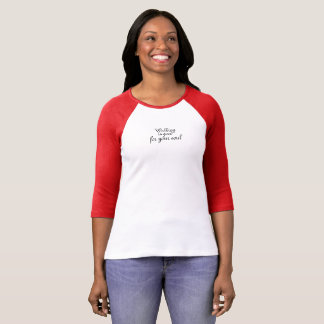 Walking T-Shirt~ good for your soul T-Shirt