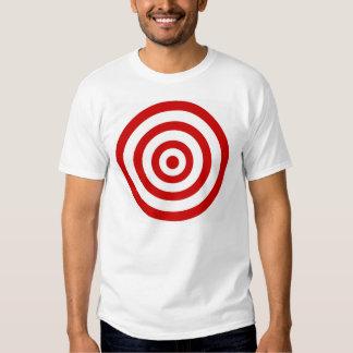 walking target shirt