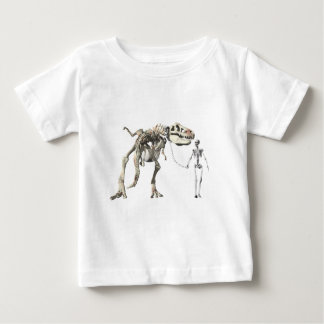 Walking the pet baby T-Shirt