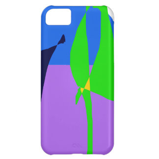 Walking Two Dogs iPhone 5C Covers
