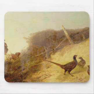 Walking up Pheasants on the 1st of October (see al Mouse Pad