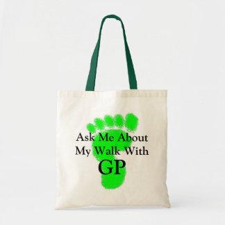 Walking with GP Tote Bag