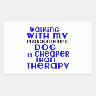 Walking With My Pharaoh Hound Dog Designs