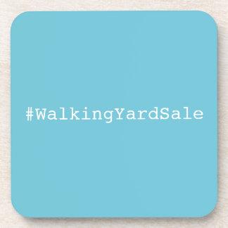 #WalkingYardSale Coasters