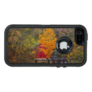 Walkway Bridge To Alley Mill OtterBox Defender iPhone Case