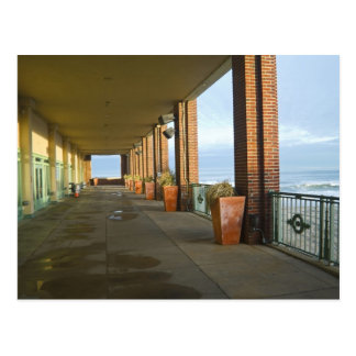 Walkway Convention Hall Asbury Park Postcard