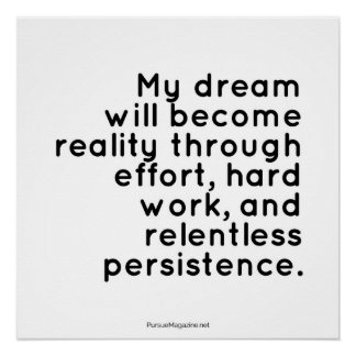 Wall Art for Dreamers: Inspirational, Motivational Perfect Poster