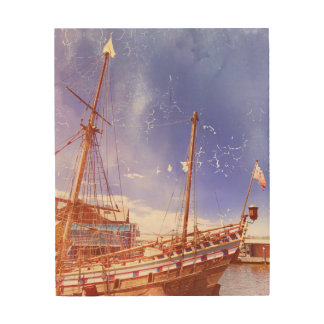 "Wall Art ""Sailing Ship"""