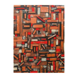 Wall Art Wood Print