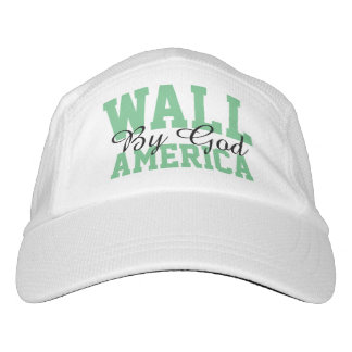Wall By God America Cap