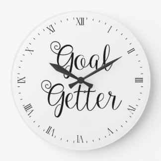 Wall Clock - Goal Getter