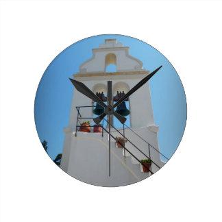 wall clock greek style