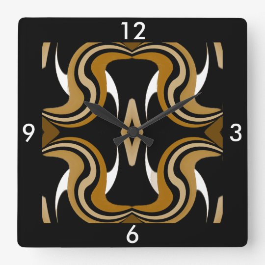 Wall Clock-Home-Black/White/Gold/Tan/Orange Wall Clocks