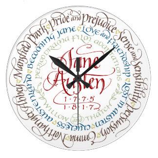 Wall Clock - Jane Austen Period Drama Adaptations