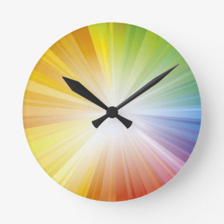 Wall Clock / Light of Jesus
