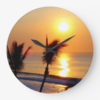 Wall Clock Sunrise San Jose de Cabo