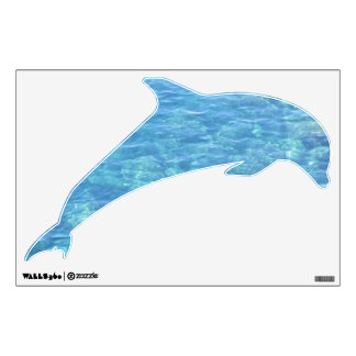 Wall Decal--Dolphin Wall Sticker