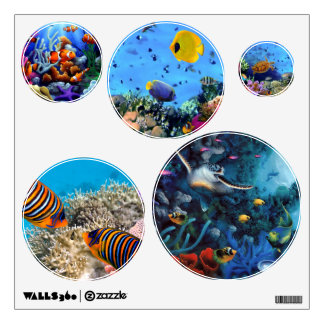 Wall Decals/Sea-life Wall Sticker