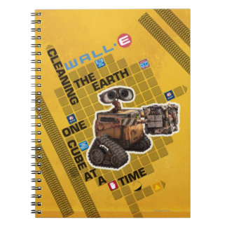 Wall-E 1 Spiral Notebook
