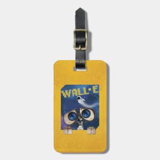 WALL-E 2 LUGGAGE TAG
